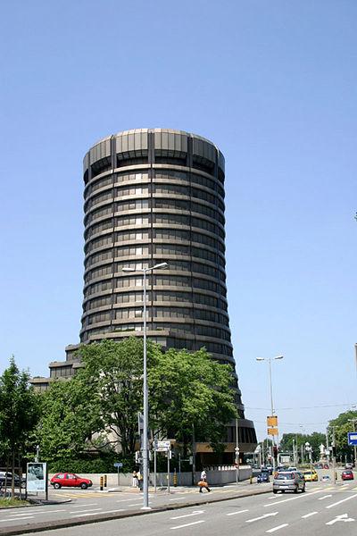 Sede Central del Banco de Pagos Internacionales en Basilea