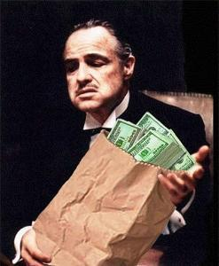 mafia dinero
