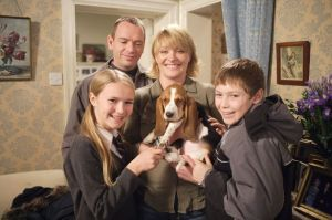 The Beale family in Eastenders-1773437