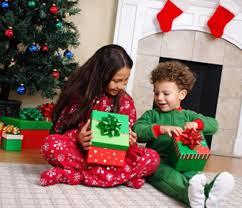 niños regalos png