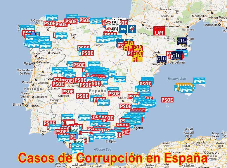 casos corupcion españa