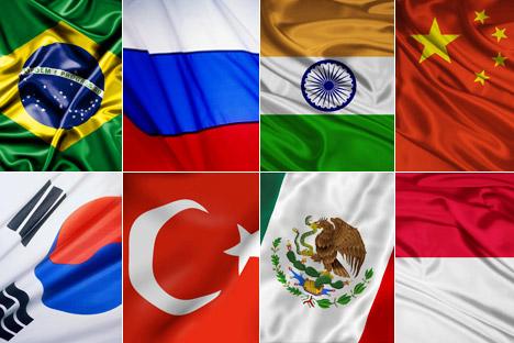emerging flags