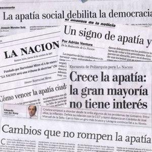 titulares apatía