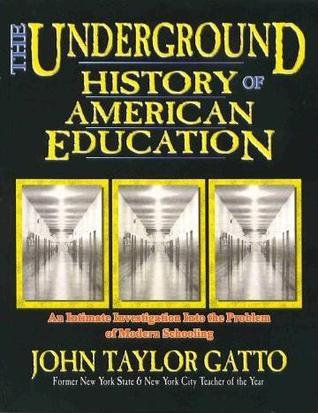 undergroun history american education