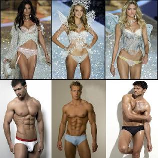 cuerpos perfectos publicidad