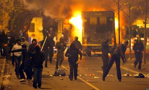 disturbios