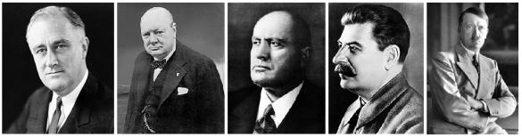 lideres contemporaneos sXX