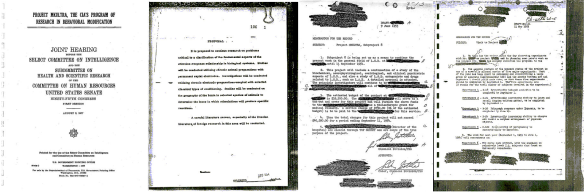 mk ultra files