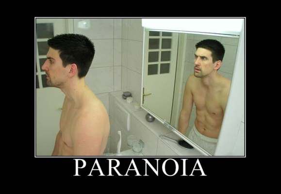 paranoia 1