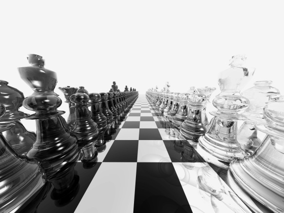 chess good and evil