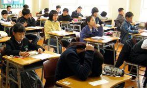 Korean students 800px-Korea-Busan-Doosong_Middle_School-08, 595