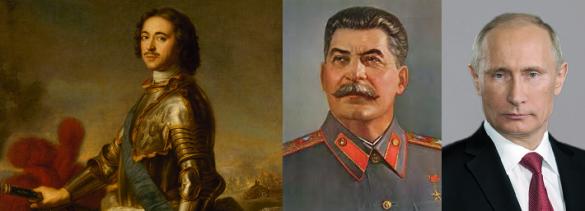 lideres rusos