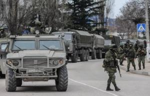 tropas rusas crimea