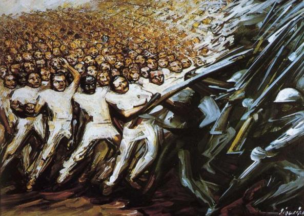 David-Alfaro-Siqueiros-Struggle-for-Emancipation