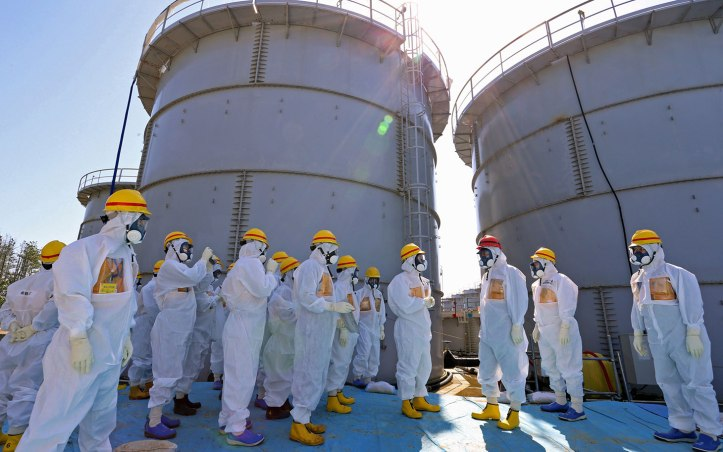 JAPAN-NUCLEAR-DISASTER
