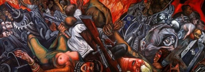 muralistas de mexico, rufino tamayo