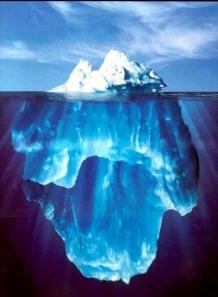 punta iceberg