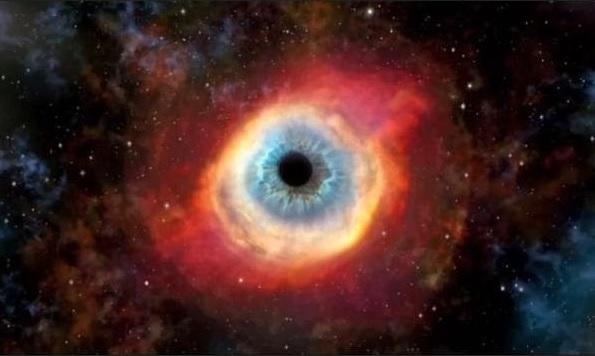 evil eye space