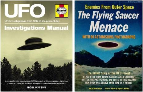 revistas ufos