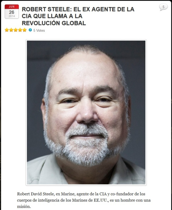 catura robert steele