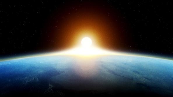 earthsunrisetest02