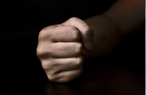 fist-punch b