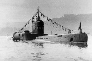 Submarino Soviético B-59