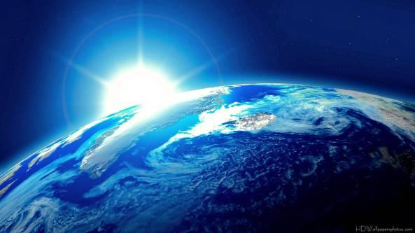 Sun-and-Earth