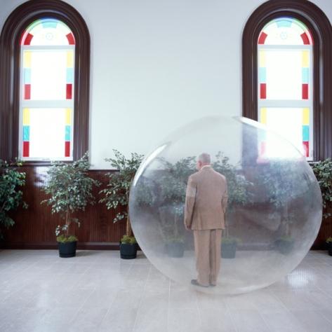 bubble-church