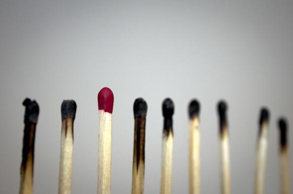 individualismo cerillas - EL ENEMIGO PÚBLICO NÚMERO UNO
