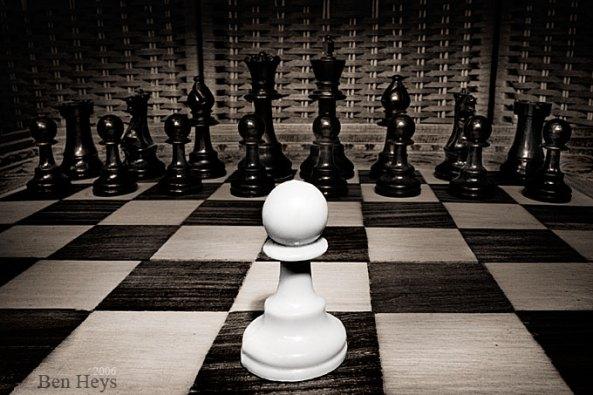 miedo ajedrez - EL ENEMIGO PÚBLICO NÚMERO UNO