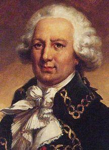 Louis Antoine de Bougainville, militar, explorador, y navegante francés