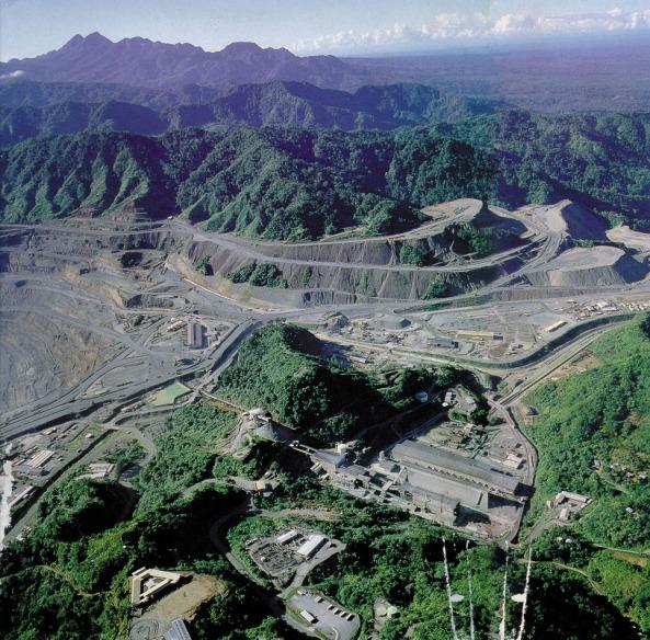 hechos e historias curiosas Bougainville_copper