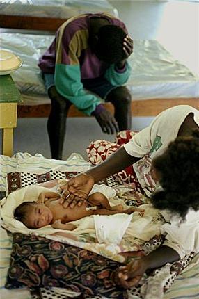 Crisis humanitaria en Bougainville durante el bloqueo de Papúa Nueva Guinea y Australia