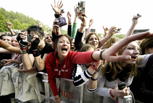 fans mejores - UN MUNDO DEMENCIAL
