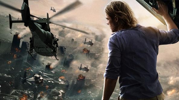 movies world war z wallpaper free download - LA MUERTE DEL SUEÑO COLECTIVO