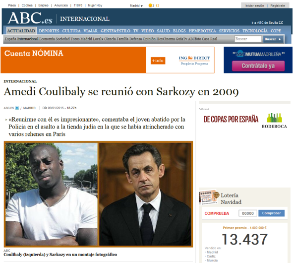 captura coulibaly sarkozy