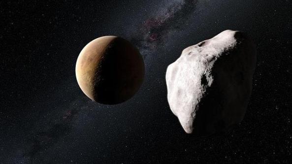 asteroide planeta