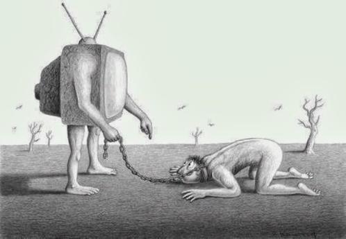 Television-dominante