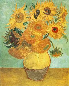 241px-Van_Gogh_Twelve_Sunflowers