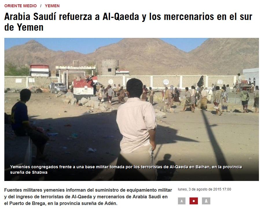 Resultado de imagen de wahabismo terrorismo cna centro de periodicos