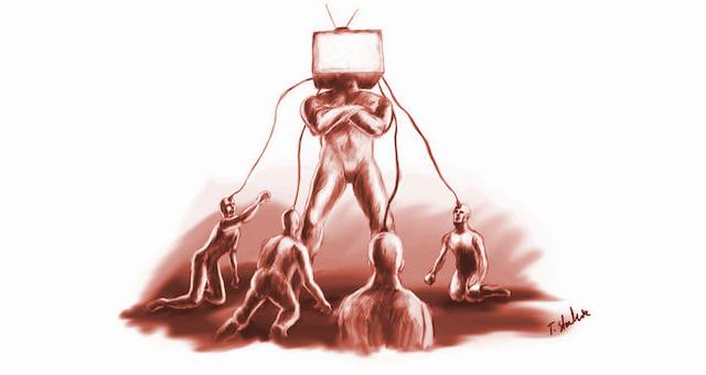 Media-Brainwashing