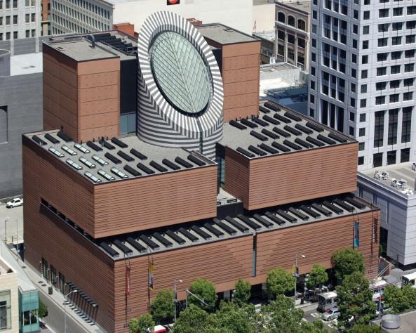 Museo de Arte Contemporáneo de San Francisco