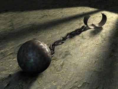 4601076-bola-de-acero-y-la-cadena-en-una-celda-ilustracion-digital